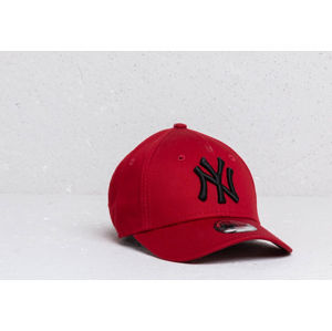 New Era Kids 9Forty MLB Essential New York Yankees Cap Red/ Black