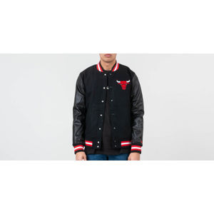 New Era NBA Chicago Bulls Varsity Jacket Black