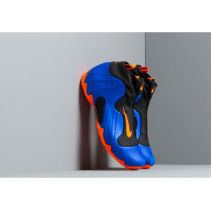 Nike Air Flightposite Racer Blue/ Total Orange-Black
