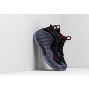 Nike Air Foamposite One Obsidian/ Black-University Red