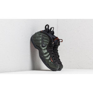 Nike Air Foamposite Pro Sequoia/ Black-Team Orange