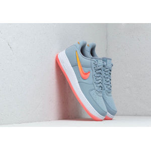 Nike Air Force 1 '07 Premium 2 Obsidian Mist/ Hot Punch-University Gold