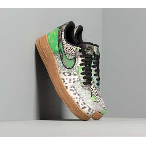 Nike Air Force 1 '07 QS Black/ Black-Green Spark-Gum Light Brown