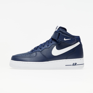 Nike Air Force 1 Mid '07 Midnight Navy/ White