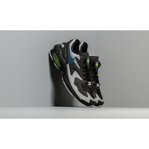 Nike Air Max 2 Light Black/ Thunderstorm-Wolf Grey-Volt