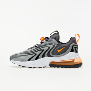 Nike Air Max 270 React ENG Iron Grey/ Total Orange-Particle Grey