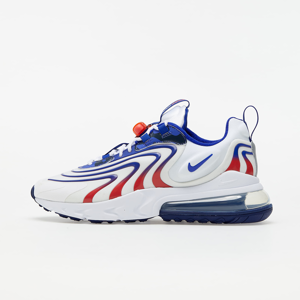Nike Air Max 270 React ENG White/ Concord-Ember Glow