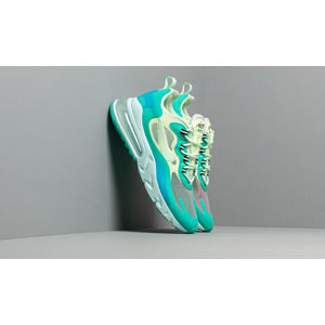 Nike Air Max 270 React Hyper Jade/ Frosted Spruce-Barely Volt