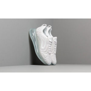 Nike Air Max 720 (GS) White/ White-Mtlc Platinum-Pure Platinum