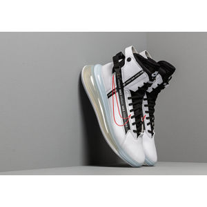 Nike Air Max 720 Saturn White/ Black-University Red