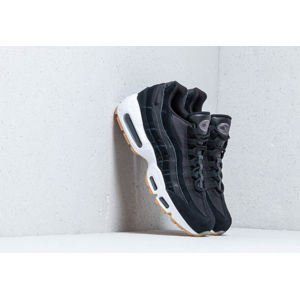 Nike Air Max 95 Premium Black/ Black-Dark Grey-White