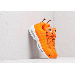 Nike Air Max 95 Premium Total Orange/ Black-White