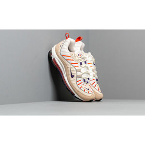 Nike Air Max 98 Sail/ Court Purple-Light Cream-Desert Ore