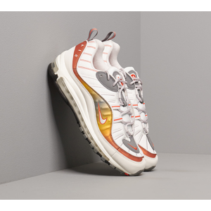 Nike Air Max 98 Se Vast Grey/ Summit White-Team Orange
