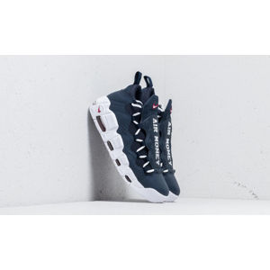 Nike Air More Money Obsidian/ White-Gym Red