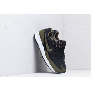 Nike Air Span II Black/ Olive Canvas-White