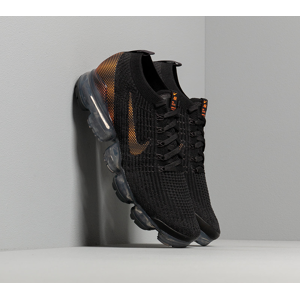Nike Air Vapormax Flyknit 3 Black/ Total Orange-Dk Smoke Grey