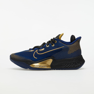 Nike Air Zoom BB NXT Blue Void/ Mtlc Gold Coin-Black