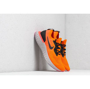 Nike Epic React Flyknit Copper Flash/ Black