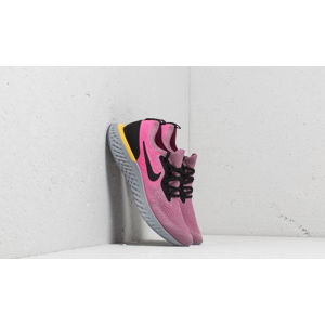 Nike Epic React Flyknit (GS) Plum Dust/ Black-Pink Blast