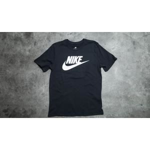 Nike Futura Icon Tee Black/ White