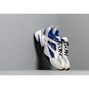 Nike M2K Tekno Sail/ Deep Royal Blue-Wolf Grey-White