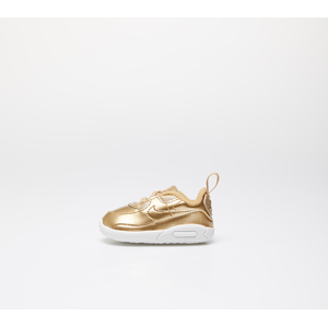 Nike Max 90 Crib QS Metallic Gold/ Metallic Gold-Club Gold