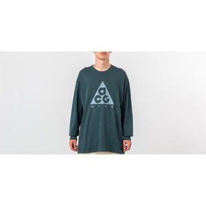 Nike NRG ACG Longsleeves Tee Logo Deep Jungle/ Aviator Grey