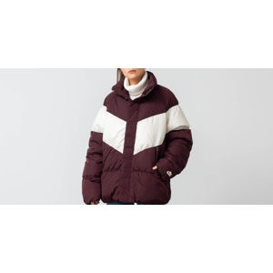 Nike Nsw Down Fill Jacket Burgundy Crush/ Light Cream