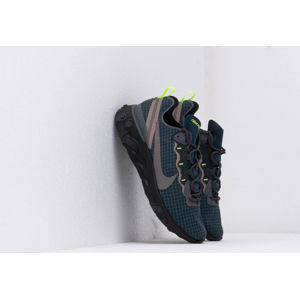 Nike React Element 55 Armory Navy/ Mtlc Dark Grey-Volt