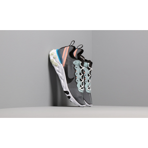 Nike React Element 55 Ocean Cube/ Black-Pink Quartz-Blue Hero