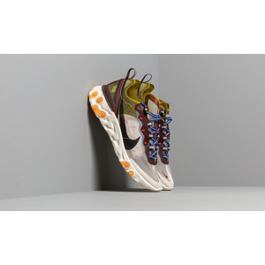 Nike React Element 87 Moss/ Black-El Dorado-Deep Royal Blue