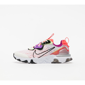 Nike React Vision (GS) Summit White/ Black-Barely Volt