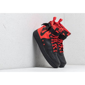 Nike SF Air Force 1 Mid Habanero Red/ Habanero Red