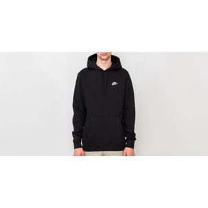 Nike Sportswear Club Fleece Pullover Hoodie Black