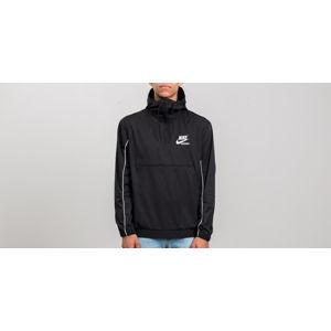 Nike Sportswear HD Woven Archive Jacket Black/ White