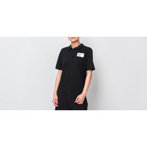 Nike Sportswear Mesh Swoosh Dress Black