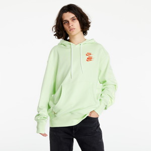 Nike Sportswear Pullover French Terry Hoodie Lt Liquid Lime