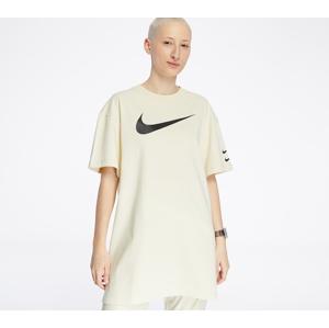 Nike Sportswear Swoosh Dress Fossil/ Black