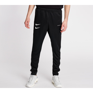 Nike Sportswear Swoosh PK Pants Black/ White/ Black/ White