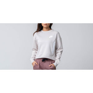Nike Sportswear Tech Fleece Crewneck Top Desert Sand