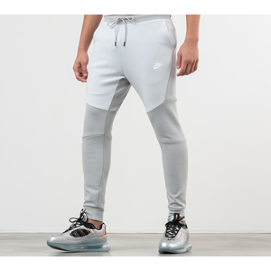 Nike Sportswear Tech Fleece Jogger Pants Light Smoke Grey/ Pure Platinum/ White