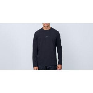 Nike Sportswear Tech Pack Longsleeve Crewneck Black