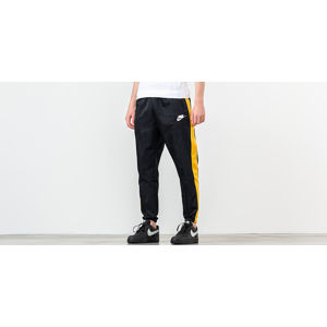 Nike Sportswear Woven Pant Black/ Yellow Ochre/ White