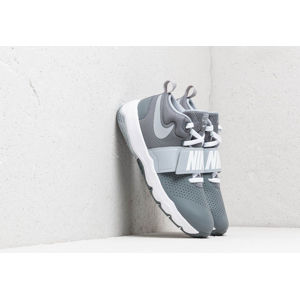Nike Team Hustle D 8 (GS) Cool Grey/ Wolf Grey-White