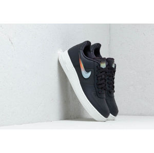 Nike W Air Force 1 '07 Se Prm Oil Grey/ Bright Crimson-Obsidian Mist