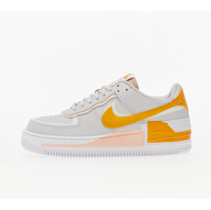 Nike W Air Force 1 Shadow SE Vast Grey/ Pollen Rise-Washed Coral-White