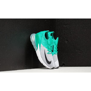 Nike W Air Max 270 Flyknit Clear Emerald/ Black