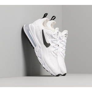 Nike W Air Max 270 React White/ Black-Metallic Silver