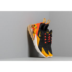 Nike W Air Max 270 Se Black/ University Gold-Bright Crimson